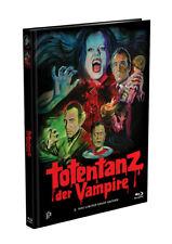 TOTENTANZ DER VAMPIRE - 3-Disc Mediabook Cover A (Blu-ray+2xDVD)LE*Uncut*OVP*027