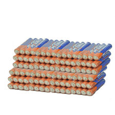 Wholesale 100x LR03 AAA 1.5V Alkaline Single Use Dry Battery EXP2027 PKCELL