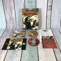 Command and Conquer Tiberian Sun PC CD-ROM Big BOX Edition 1999
