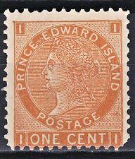 Prince Edward Island 1872 Scott 11 MNH