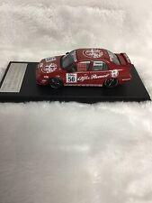 hpi-racing 8125 Alfa Romeo 155 TS Silverstone #56 1994 BTCC 1/43 Scale