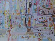 Memo Note Stationery Kawaii Cute Q-Lia Crux Kamio Mindwave San-X Sanrio Lot Gift
