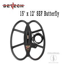 """Detech 15"""" x 12""""  DD Waterproof SEF Butterfly Coil -  Whites MX Sport"""