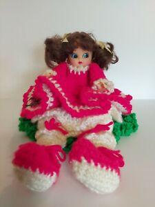 Hand Crochet Vintage Renuzit or Similar Air Freshener Cover