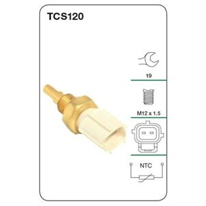 Tridon Coolant sensor TCS120 fits Toyota Yaris 1.3 (NCP130R), 1.3 (NCP90R), 1...