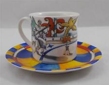 Villeroy & and Boch CIRCUS espresso cup / can and saucer UNUSED BJ605