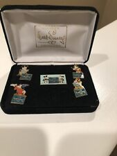WDCC Mickey Mouse Through the Years Pin Set - Set of 5