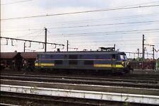 SNCB 2553 Merelbeke 6x4 Quality Rail Photo