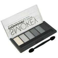 Palette de 6 fards à paupières gris smokey eyes  - Technic - grey eyeshadow set