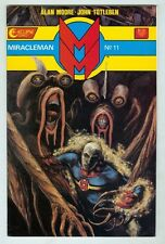 Miracleman #11 May 1987 VFNM Allan Moore, John Totleben