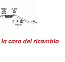 MARMITTA - TUBO FLESSIBILE FIAT PANDA 900cc DAL 91- IMASAF
