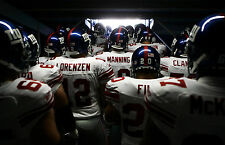 ELI MANNING NEW YORK GIANTS FOOTBALL NFL SUPER BOWL PHOTO 16 x 20  PICTURE