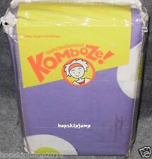 LITTLE Miss Matched KOMBOZE! KOOKY RINGS DRAPES CURTAINS ~ NWT