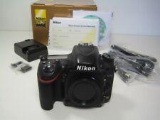 """Nikon d750 [24,3mp, WiFi, 3,2""""] NERO fortemente USATO"""
