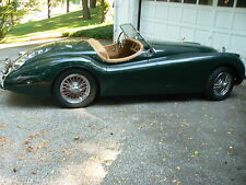 1953 Jaguar XK 120 A Nice Easy Project