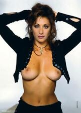 Sabrina Salerno A4 Glossy Photo *4