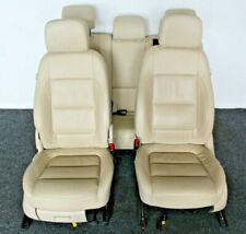 Sièges en Cuir Beige + VW Tiguan 5N I Facelift Modules de Sièges