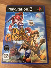 PS2:    DARK CHRONICLE    PAL
