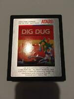 Dig Dug - CARTRIDGE ONLY (Atari 2600) *GOOD CONDITION*