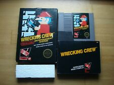 Wrecking Crew NES PAL B Hol coded