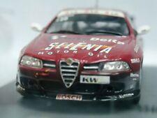WOW EXTREMELY RARE Alfa Romeo 156 GTA #1 Tarquini 1st Imola ETCC 2004 1:43 Spark