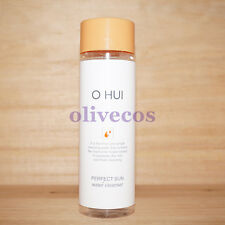 [O HUI] Perfect Sun Water Cleanser 100ml (NEW) Whoo Sulwhasoo Sum