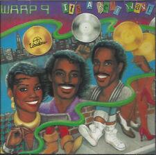 Warp 9 – It's A Beat Wave.  New  cd