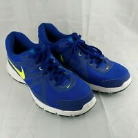 Nike Men's Revolution 2 Blue Athletic Running Workout Shoes Sneakers Size 15