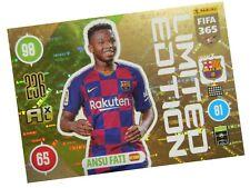 PANINI FIFA 365 2021 LIMITED ANSU FATI - FC BARCELONA