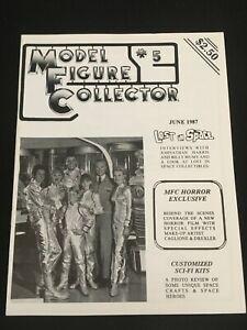 MODEL FIGURE COLLECTOR #5 June 1987