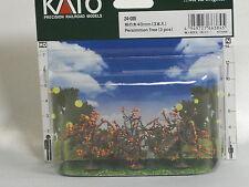Kato n scale Persimmon Tree 3pcs set Scenery trees 24-085