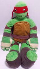 """Nickelodeon 24"""" Plush Teenage Mutant Ninja Turtles Raphael Red Stuffed Animal"""