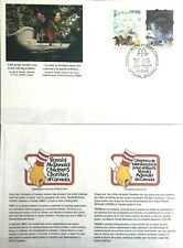 1991 S11 SPECIAL EVENT COVER  Ronald McDonald Children's Charities of Canada