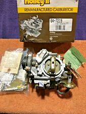 1978 CHEVROLET CAMARO NOVA 250 HOLLEY 1BBL REPLACEMENT CARB NEW HOLLEY 64-7219