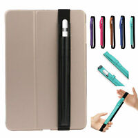 PU Leather Pen Cover For iPad Pro Pencil Case Sleeve Pouch Holder Protector NEW