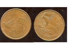 BRESIL  5 centavos  2010   ( bis )