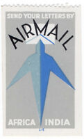(I.B) Cinderella Collection : Airmail Promotional Stamp