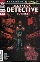 Detective Comics #999 Main Cover DC Comic 1st Print 2019 unread NM