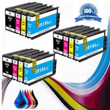 12PK ink cartridges for HP 950XL 951 XL OfficeJet Pro 8100 8600 8610 8620 8630