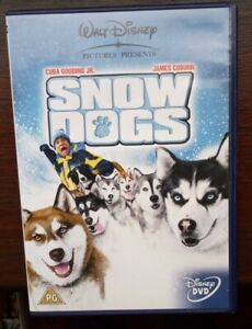 Snow Dogs: Classic Children`s Family Christmas Movie DVD, Perfect Gift Idea 📦