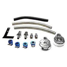 Greddy Oil Filter Relocation Kit for 93-97 Toyota Supra 2JZ-GTE | 12014903