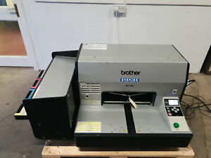 Brother GT-541 Digital Garment Ink Jet Printer