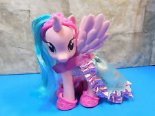 My Little Pony Princess Celestia Fashion Style Wedding w/ Cape, Crown and Shoes