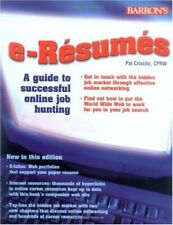 e-Resumes  A Guide to Successful Online Job Hunting