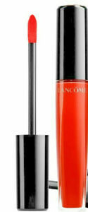 Lancome L'Absolu Gloss Sheer Velvet matte 144 Rouge Artiste intense Boxed