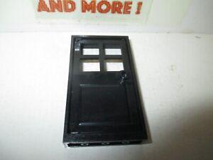 Lego - 1x Door Porte Porta Tür 1x4x6 60596 Black + 60623 Black/Noir