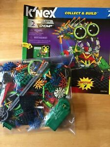 K'Nex Moto-Bots Series - Number 2 - Chomp