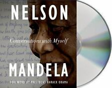 Conversations with Myself by Nelson Mandela (2010, CD, Unabridged) NEW  FREE S/H