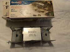 Havahart Model 1020 Two-Door Animal Trap for Mice. Shrews, Voles & Other Anim