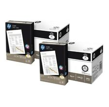 HP Copy A4 Paper Laser Ink jet 80gsm White 2 Boxes 5000 Sheets Office Home